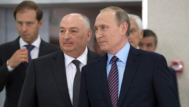 Вячеслав Моше Кантор видит во Владимире Путине союзника в борьбе с попытками героизации нацизма